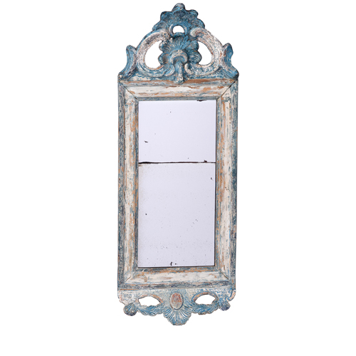 Blue Mirror