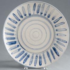 Frances Palmer Sunburst Serving Plate