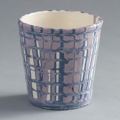 frances palmer cambridge cup violet and blue
