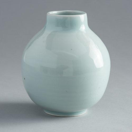 frances palmer -15_celedon_moon_vase