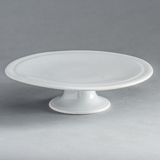D-1754_Belgian Ironstone Cake Stand