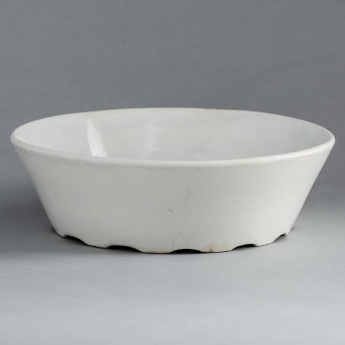 D-1797 Cook & Hancock English Ironstone Nappy Bowl