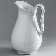 D-1810 Meaken Ironstone Pitcher