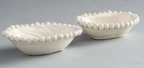 frances palmer pottery Salt Cellar