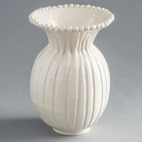 Frances Palmer Pottery fp-9_Picasso Vase
