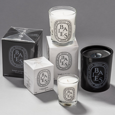 Bais / Berries scented candles