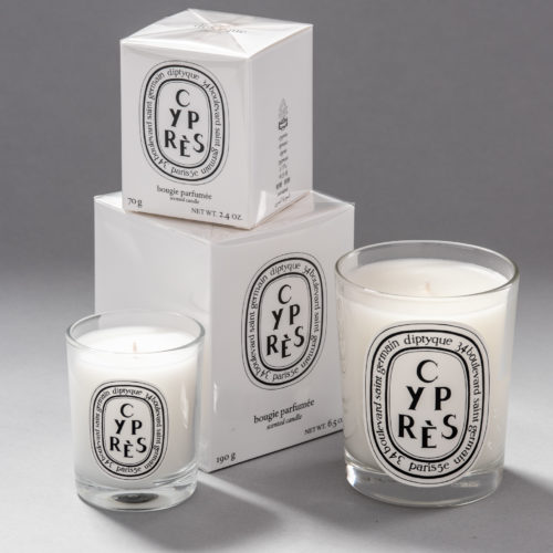 Cyprès / Cypress diptyque scented candles