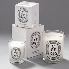 Cyprès / Cypress diptyque scented candle