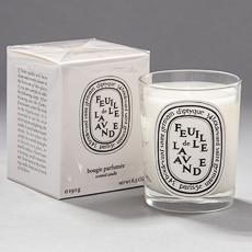 Feuille de Lavande / Lavender Leaf scented diptyque candle