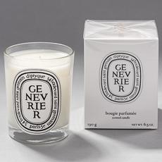 Genévrier / Juniper scented candle