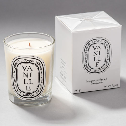 Vanille / Vanilla scented candle diptyque