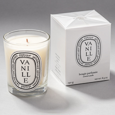 Vanille / Vanilla scented candle