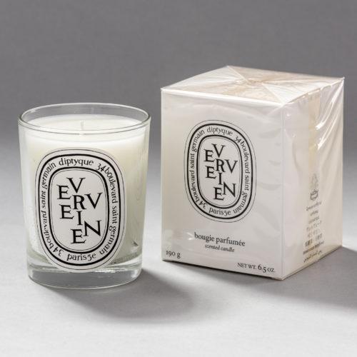 Verveine / Lemon Verbena scented candle