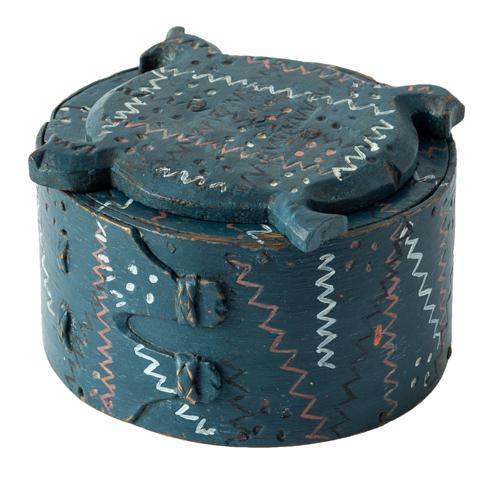 Blue Tine Svepask box