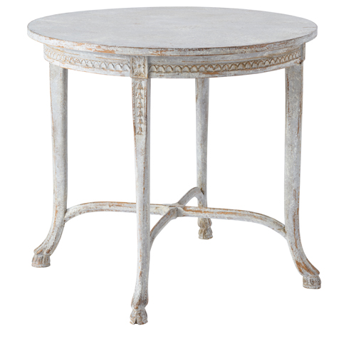Cloven Footed Table