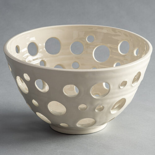 fp-0038_Bowl with Abstract Holes